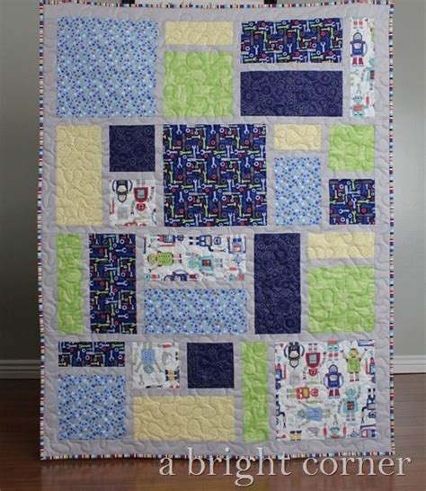 Cot Quilt Patterns Free by 25 Best Ideas About Boys Quilt Patterns On