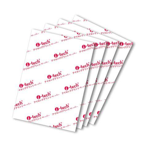 light transfer paper i tech light transfer paper