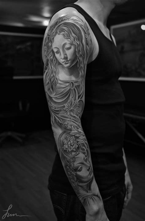 renaissance tattoo modern renaissance tattoos