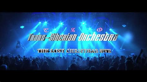 lost trans siberian orchestra trans siberian orchestra the lost tour 2013