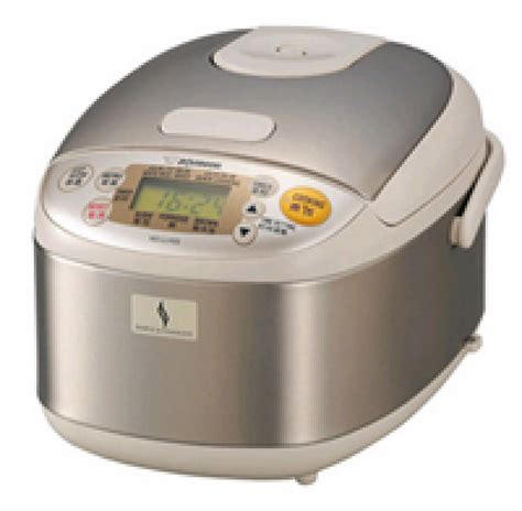Rice Cooker Zojirushi zojirushi japan overseas electric rice cooker ns llh05 xa