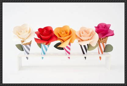 Papercraft Flowers - papercraftsquare new paper craft paper craft