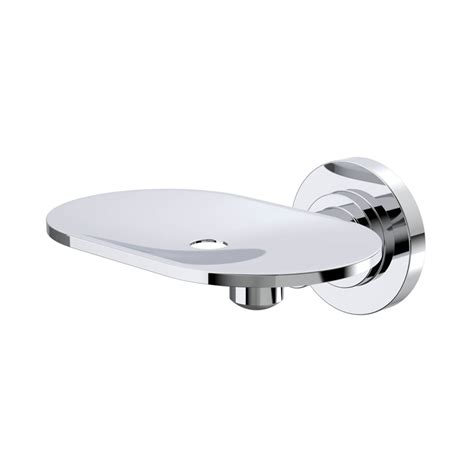 Caroma Chrome Metro Soap Holder Bunnings Warehouse Caroma Bathroom Accessories