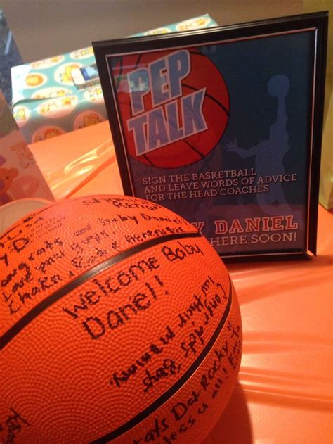 Basketball Baby Shower by 25 Best Ideas About Basketball Baby Shower On