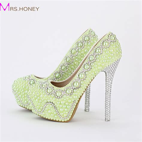Yellow Wedding Shoes by Popular Yellow Prom Shoes Buy Cheap Yellow Prom Shoes Lots