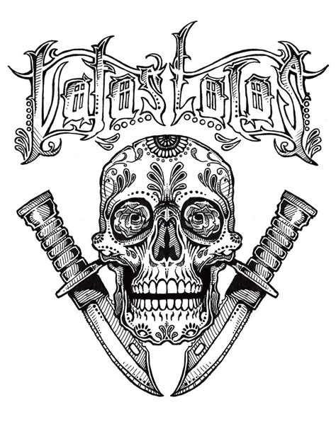 vato loco tattoo vatos locos by euphoriousin on deviantart