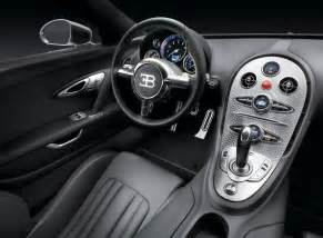 Interior Of A Bugatti Bugatti Veyron Interior Car Models