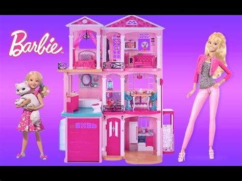 barbie house tour imaginarium doll house doovi