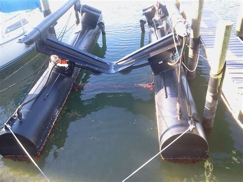 air boat lift air berth floating boat lift boat for sale from usa