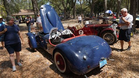 Winter Garden Car Show by Sports Cars At Mead Garden Florida Hikes