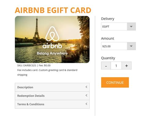 airbnb gift card 20 off airbnb gift cards awardwallet blog