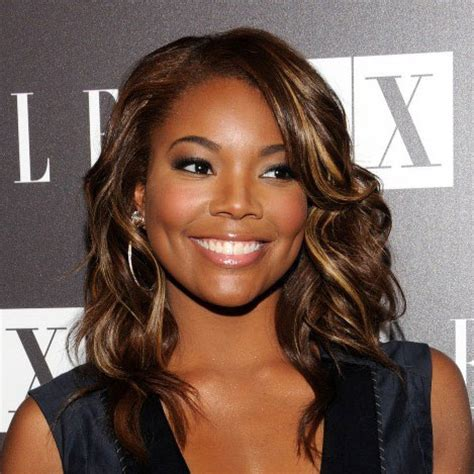 how many inches is gabrielle union weave gabrielle union weave hairstyles www pixshark com