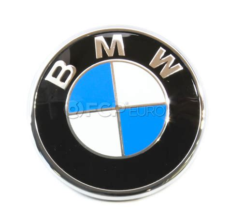 Bmw Emblem Replacement by Bmw Roundel Emblem Genuine Bmw 51137019946 Fcp