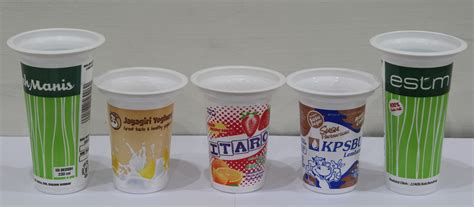 Gelas Sloki Kecil 1 Dus 6 Pcs cp printing cup gelas plastik surya plastik
