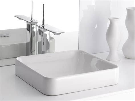 Kohler Canada Vox 174 Vessels 174 Square Lavatory Bathroom Bathroom New Products Kohler Vox Cutout Template