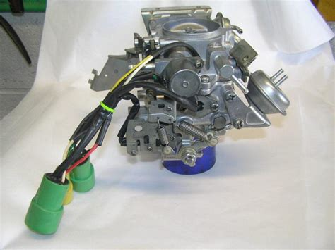 1988 Suzuki Samurai Carburetor Find 1987 1988 Suzuki Samurai 1 3l Engine