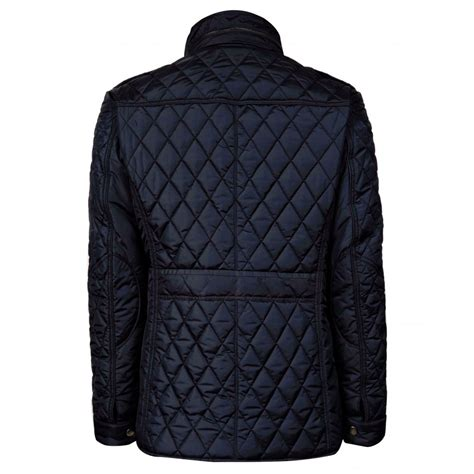 Hackett Quilted Jacket by Hackett Holborn Quilted Jacket Hackett From Gibbs