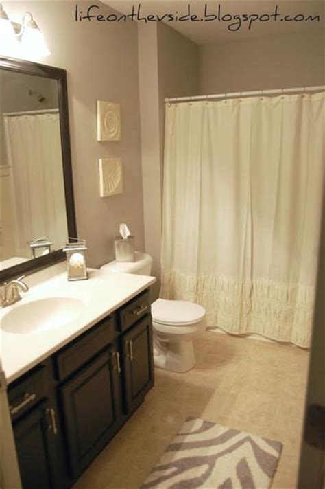 Modern Bathroom Updates Trending In Bathroom Decor Airy White Shower Curtains