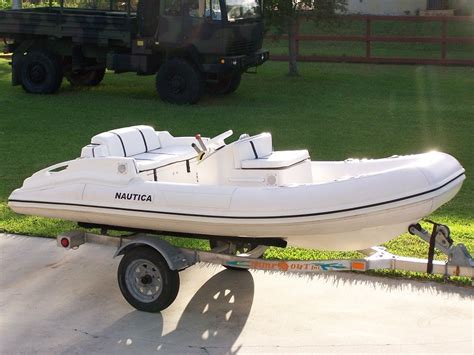 inflatable boat jet nautica jet rib 1999 for sale for 7 000 boats from usa