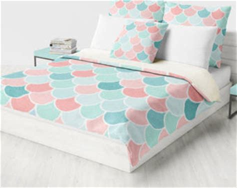 mint and coral bedding coral mint bedding etsy
