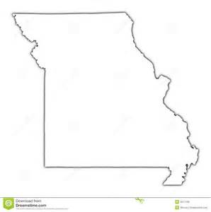 Missouri State Outline by Missouri Map Clipart Clipart Suggest