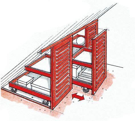 dachboden schrank selber bauen die besten 25 einbauschrank selber bauen ideen auf