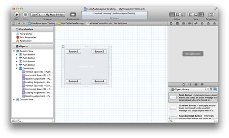 xcode dynamic layout gentle bytes blog ramblings news programming