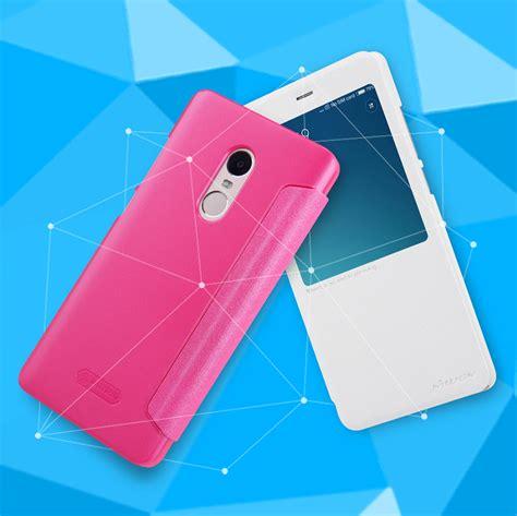 Promo Robot Xiaomi Redmi Note 4 Smartphone Cover Casing Kuat redmi note 4 4x nillkin sparkle flip cover xiaomi