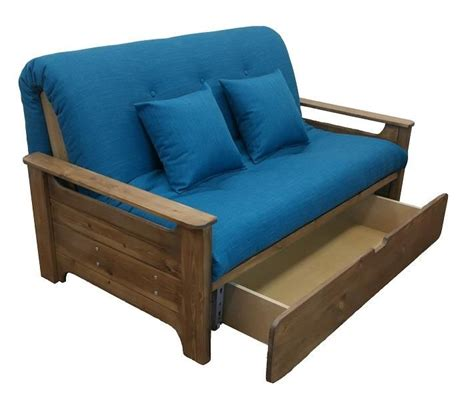 Sofa Bed With Storage Drawer 17 Best Images About Wooden Futons On Wood Stain Stamford Fc And Aylesbury Fc