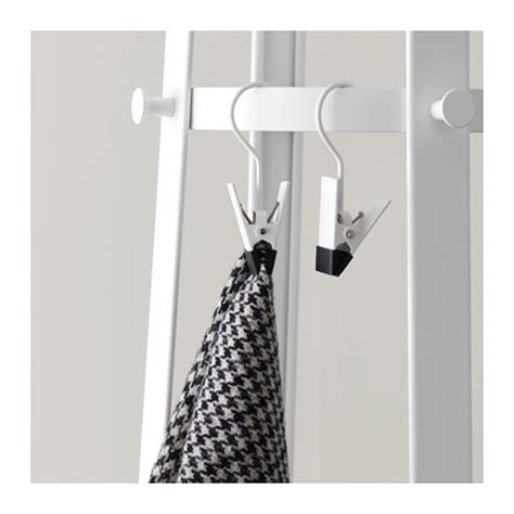 Boot Hangers Ikea | set of 2 ikea enudden hanger with clip closet organizer