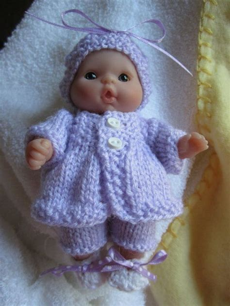 baby doll clothes knitting patterns 61 best doll clothes 5 10 inch images on doll