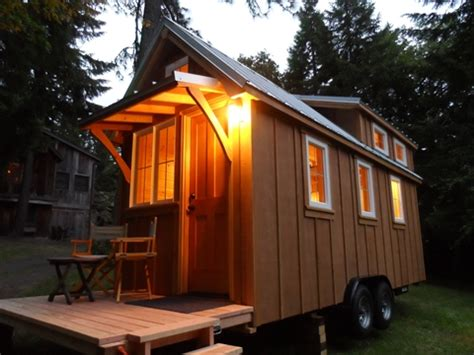 An Oregon Cottage by 3 Tiny Houses With Big Style By Oregon Cottage Company