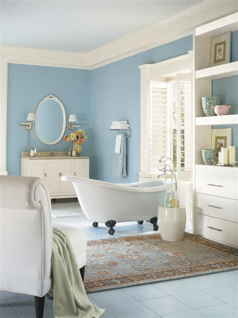 fresh bathroom colors     hgtvs decorating design blog hgtv