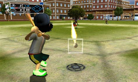 backyard baseball online game backyard sports sandlot sluggers review nintendo okie