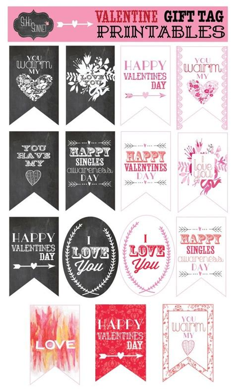 1000 images about valentine s day labels templates and