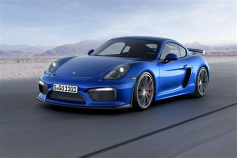 cayman porsche 2015 geneva 2015 porsche cayman gt4 revealed ahead of
