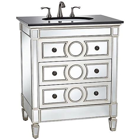 mirrored bathroom vanity sink duvall mirrored single sink vanity 5c880 ls plus