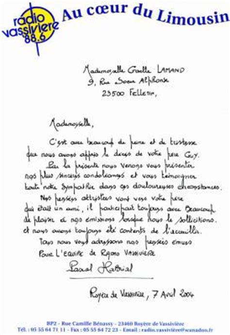 Un Exemple De Lettre Amicale Voila Une Lettre Amicale Mon Monde De Fou