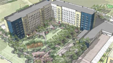 florida atlantic dorms fau breaks ground on residence