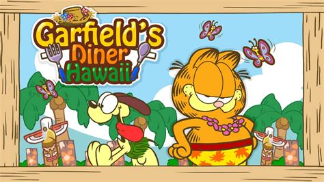garfield apk garfield s diner hawaii apk v1 3 0 mod money apkmodx