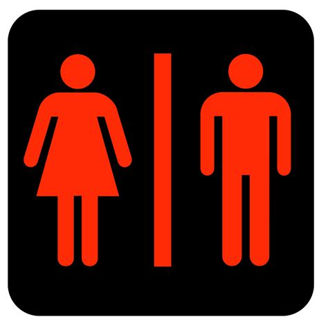 man and woman bathroom symbol man and woman bathroom symbol clipart best