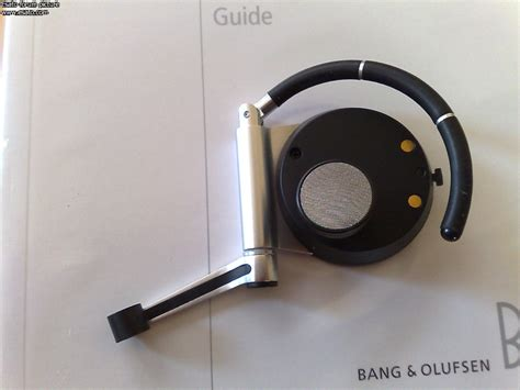 Olufsens Earset 2 Bluetooth Headset Gets Reviews by Olufsen Earset 2 Bluetooth Headsetmini Review