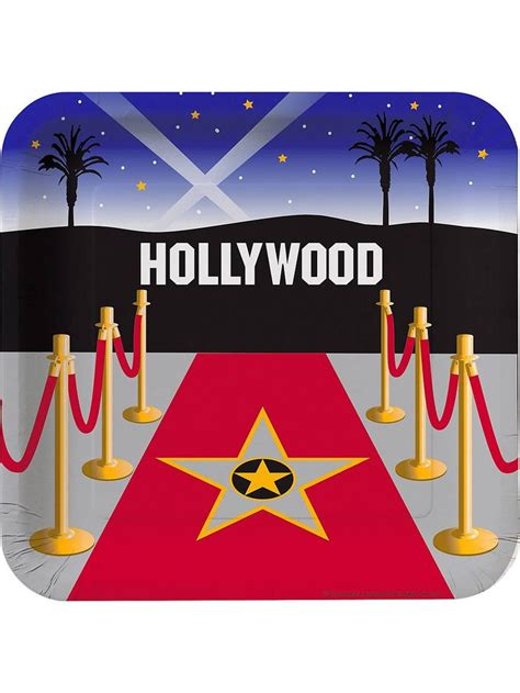 themed dinner party kits 30 best images about hollywood red carpet party on