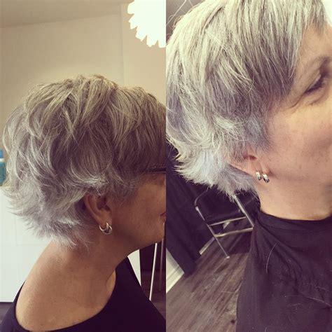 old fashioned shag hair cut 33 iconic short shag hair cut for mature women in 2017