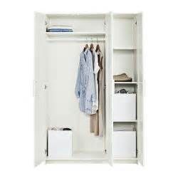 Ikea Brimnes Armoire Brimnes Wardrobe With 3 Doors White Wardrobes And Fit