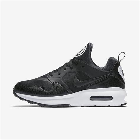 mens nike air max boots nike mens air max prime shoes black white fitnessnuts