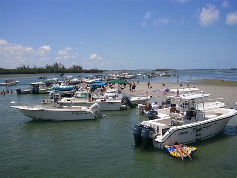 party boat fishing stuart fl lets see some raft up sandbar parties page 12 the