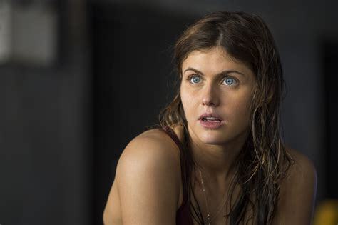 Wallpaper Alexandra Daddario, San Andreas, 4K, Celebrities
