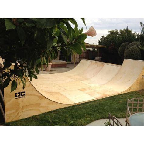 backyard half pipe 25 best ideas about skateboard rs on pinterest