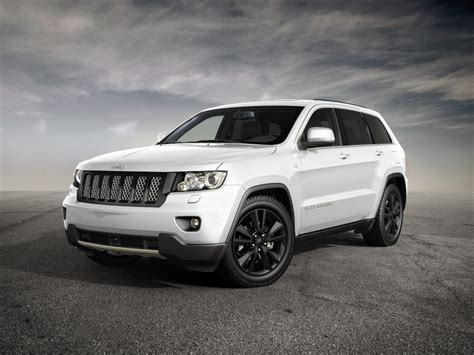 Jeep Grand New Jeep Grand S Limited Unveiled At Motor Show